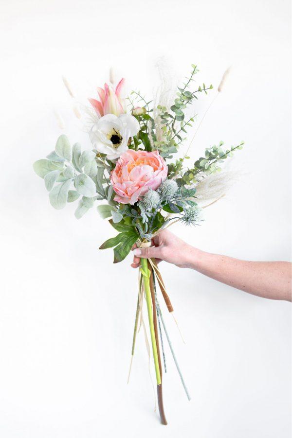 Faux Floral Little Boho